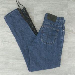 Harley - Davidson lace up Jeans
